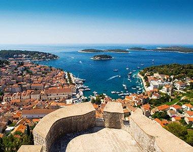 Hvar and pakleni Islands boat Tour from Split